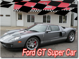 Ford GT Super Car